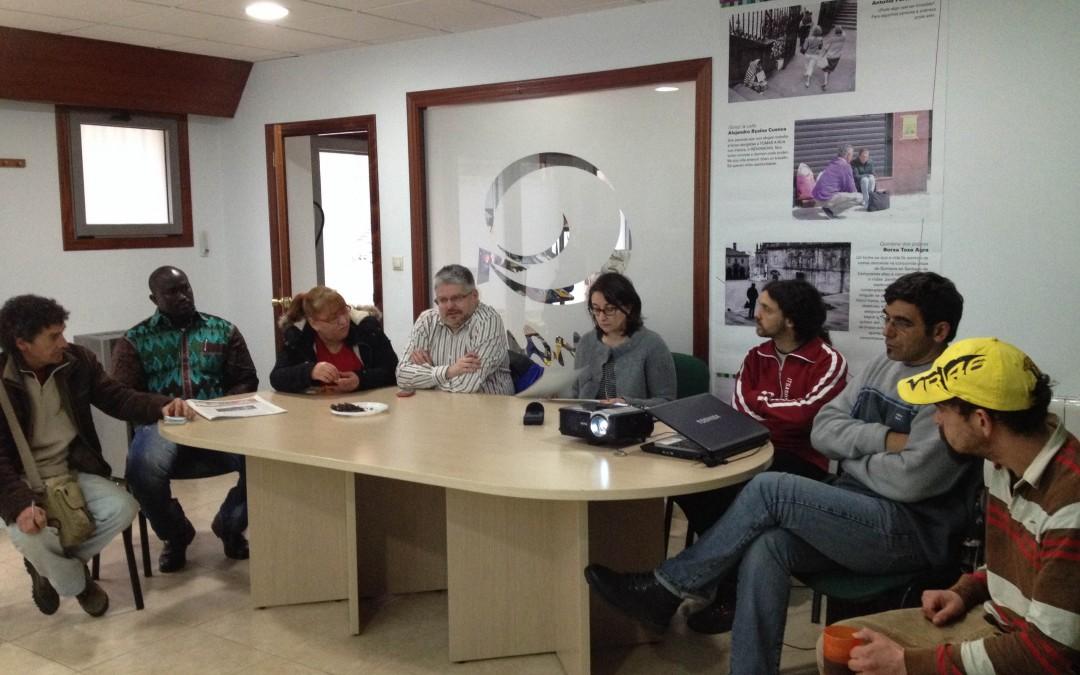 PERSONAS PARTICIPANTES EN PROGRAMAS DE INCLUSIÓN SOCIAL de Emaús Fundación Social se IMPLICAN EN LA DEFINICIÓN DEL MODELO INclue