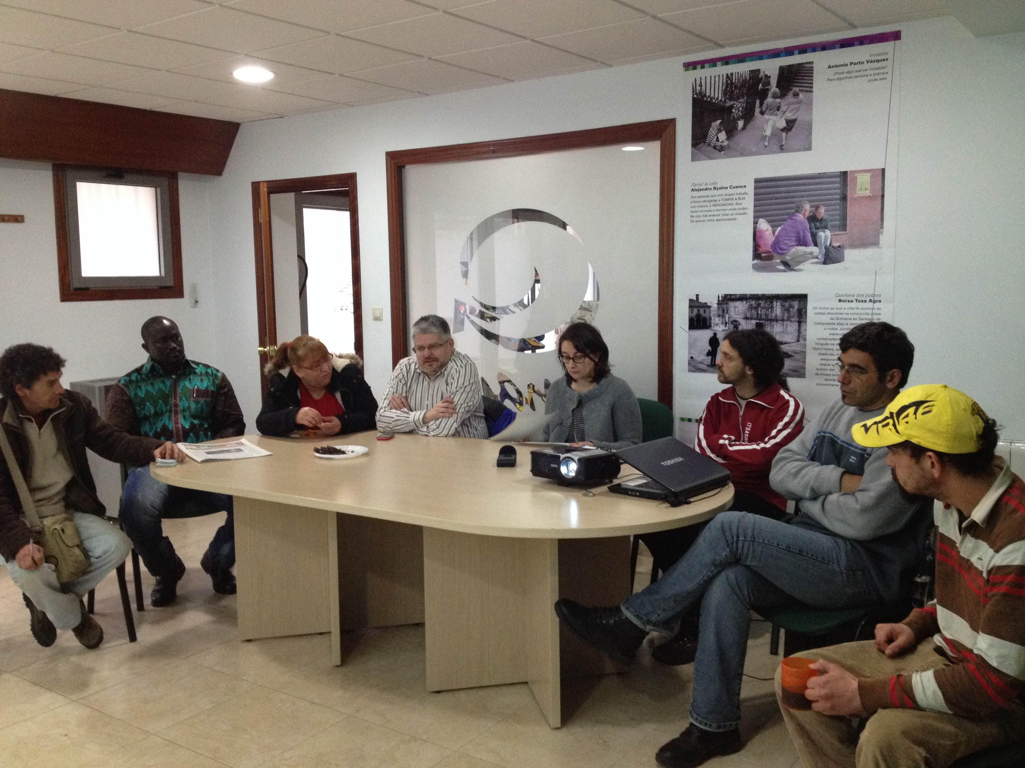 Grupo Asistentes 4º encuentro_2